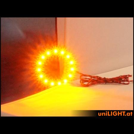 UniLight Afterburner Ring 76mm, short, EDF-84886