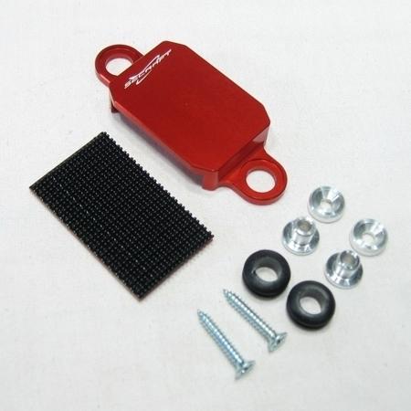 SECRAFT Receiver Bed - Red-81808