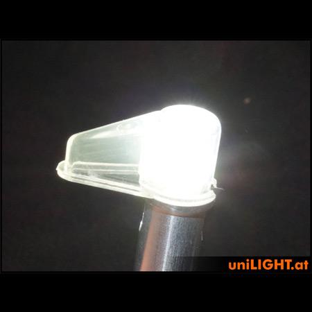 UniLight 4Wx2 Power Navigation Light, 10mm, T-Fuse - White-84854