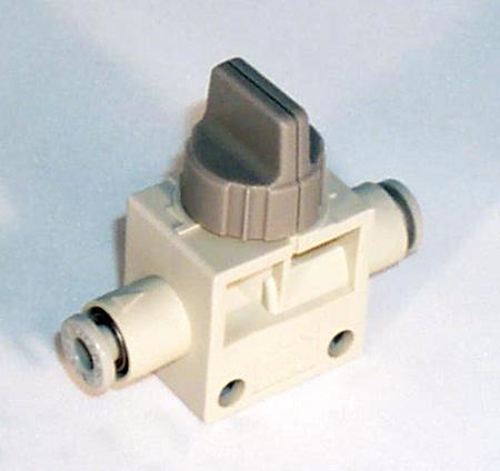 SMC 4mm Shut-Off Valve-0