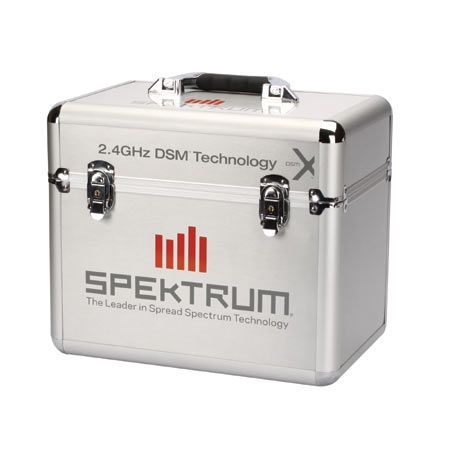 Spektrum Single Stand Up Transmiter Case-0