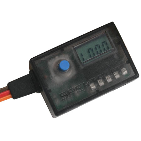 Spektrum Flight Data Logger