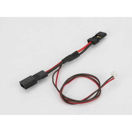 Air Telemetry Flight Pack Voltage Sensor: JR Plugs