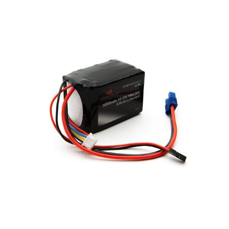 3000mAh 3S 9.9V LiFe ECU Battery-0