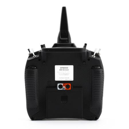 DX9 Black 9-Channel DSMX Transmitter Only, Mode 2-82274