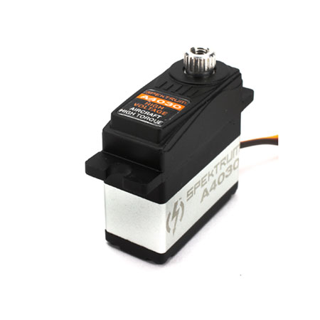 Spektrum A4030 Micro HV Digital Hi-Torque MG Servo