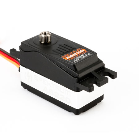 Spektrum A6220 HV Low-Profile Hi-Torque MG Servo