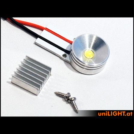 UniLight 4W Gears-Spotlight, 20mm-0