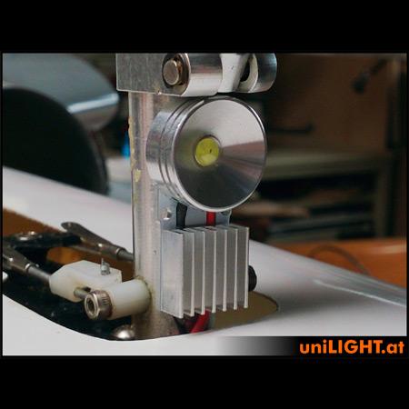 UniLight 8Wx2 Gears-Spotlight, 16mm-84793
