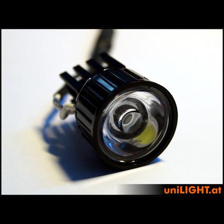 UniLight 8W Eco-Spotlight with lense, 22mm, T-Fuse-0