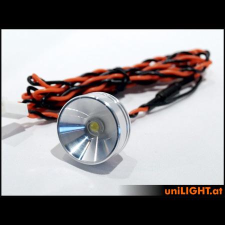 UniLight 8Wx2 Gears-Spotlight, UltraPower, 26mm-0
