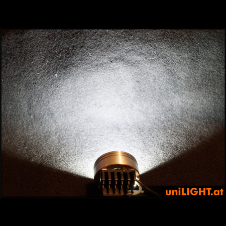 UniLight 8Wx2 Aluminium Spotlight, 30mm, T-Fuse-84801