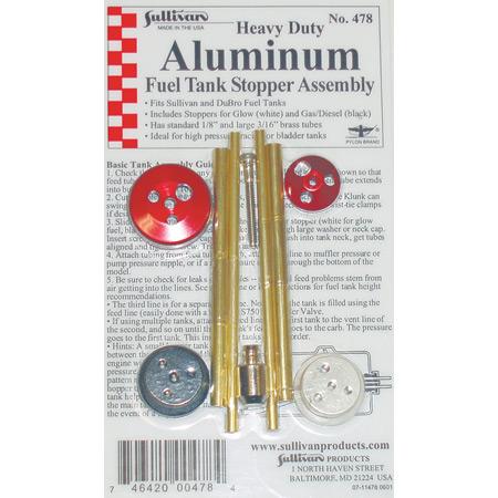 HD Aluminum Stopper Kit-0