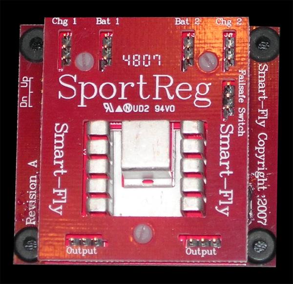 Smart-Fly SportReg Regulator