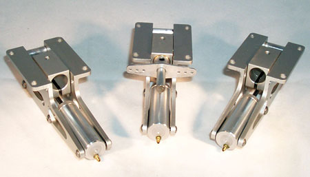 Pro-Link Taurus Series Retract Set - Narrow-0