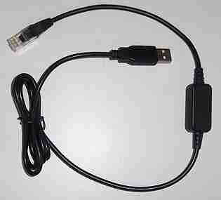 FADEC USB Cable