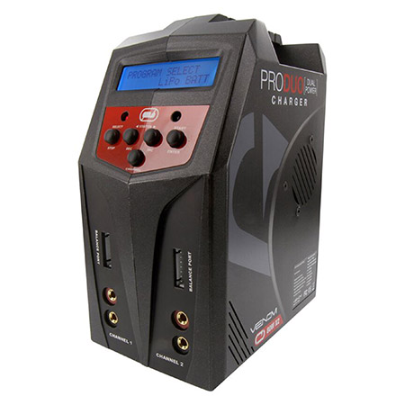 Pro 160W Duo AC/DC LiPo & NiMH Battery Charger-0