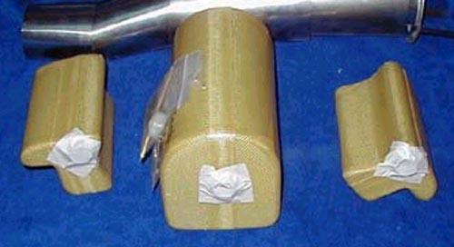 YA F18 Single Kevlar 80oz-0