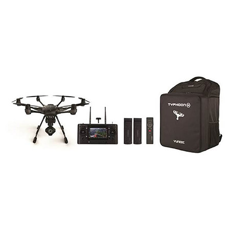 Typhoon H Pro Bundle RTF with Backpack & Wizard Wand..-0