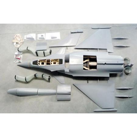 Aviation Design Rafale 1/7 Scale Jet Single Seat-0
