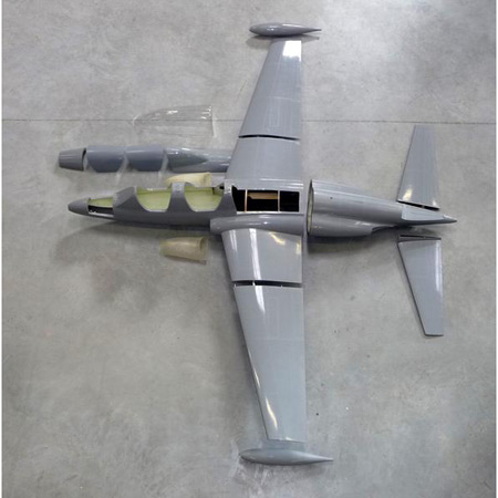 Aviation Design Fouga 1/4 Scale-0