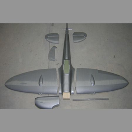 Aviation Design Spitfire MK IX-0