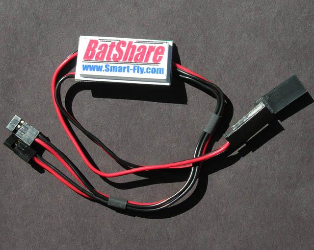 Smart-Fly BatShare