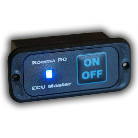 Booma RC ECU Master Switch - Deans in/ Deans out-0