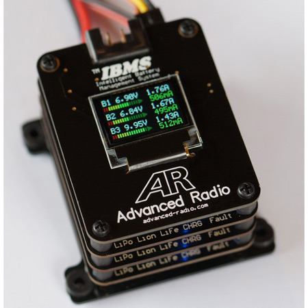 Booma RC Advanced Radio I-Charger 3 Port-0