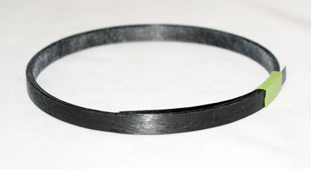 Carbon Strip .007 1/2 x 72-0