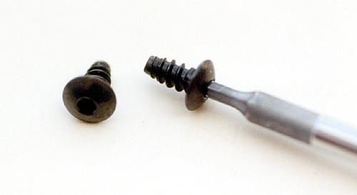 "Button Head Panel Screws 5/32"" Long-0"