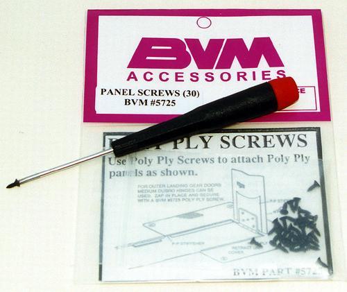 Flat Head Panel Screw-0