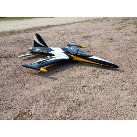Classic Lightning (Black Eagle Scheme)