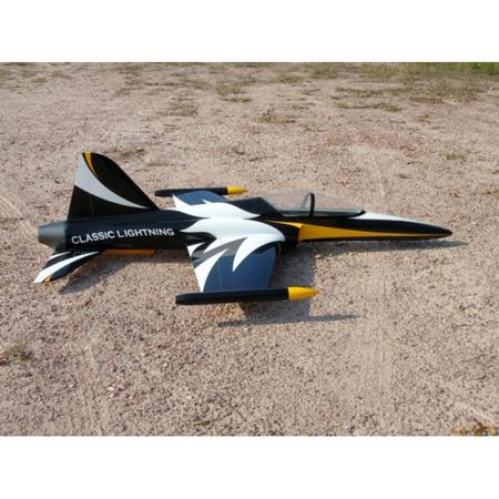 Classic Lightning (Black Eagle Scheme) -85086