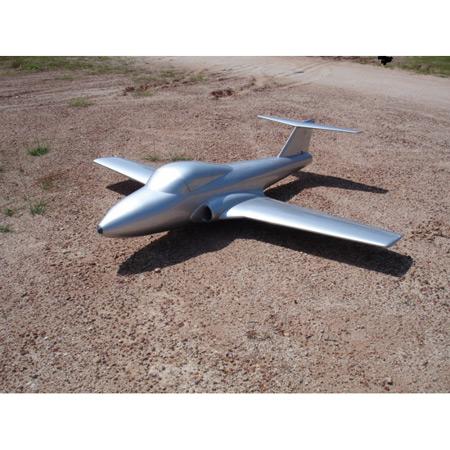 CT-114 Tutor All Silver Scheme