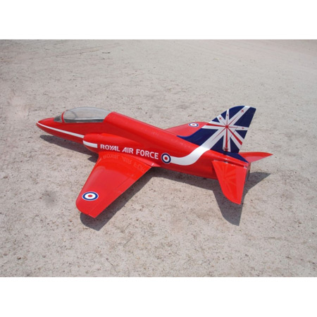 CARF - BAE Hawk 1:5.3 50th Anniversary Scheme