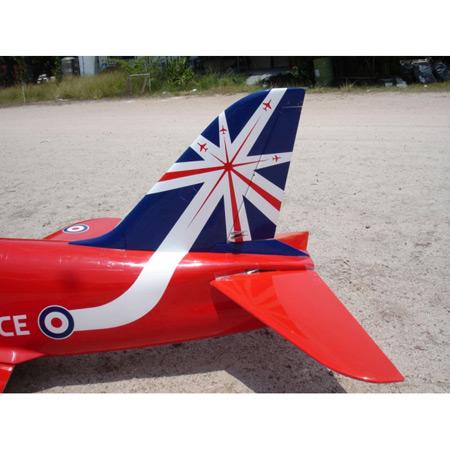 CARF - BAE Hawk 1:5.3 50th Anniversary Scheme-84089