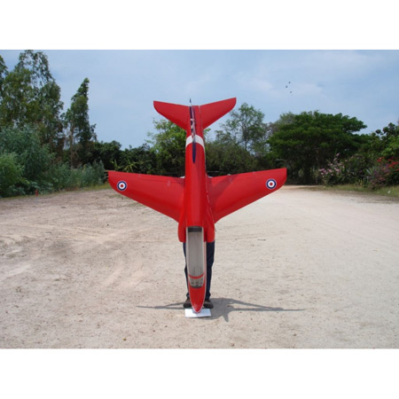 CARF - BAE Hawk 1:5.3 50th Anniversary Scheme-84090