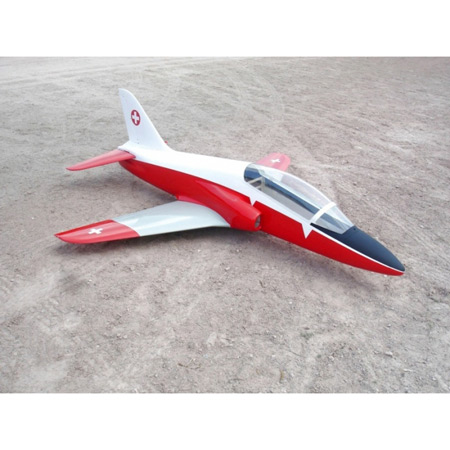 CARF Skygate BAE Hawk 1:3.75 Swiss Scheme