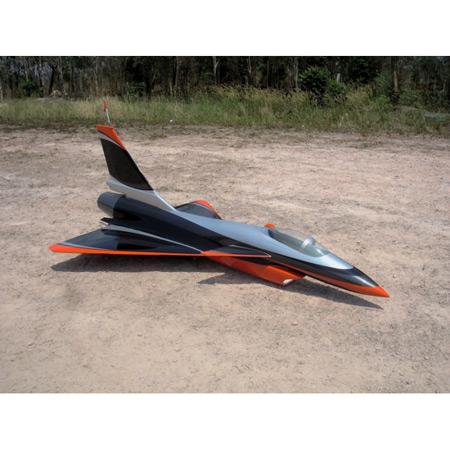 CARF Chengdu J-10 3D McLaren Scheme