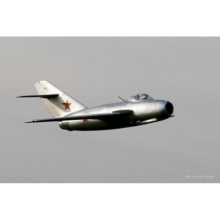 MiG-15 Fagot (All Silver)