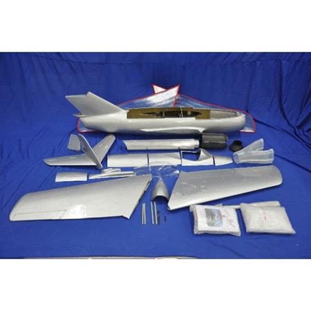 MiG-15 Fagot All Silver-84177