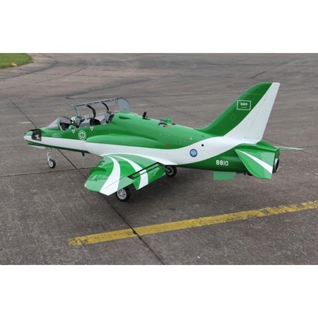 CARF Skygate BAE Hawk 1:3.75 All White Scheme-84113