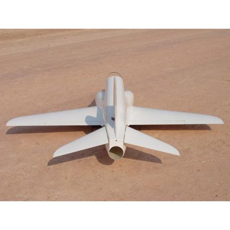 CARF Skygate BAE Hawk 1:3.75 All White Scheme-84112
