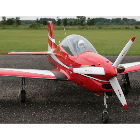CARF T27 Tucano Turbo Prop Brazilian Red Scheme-86174