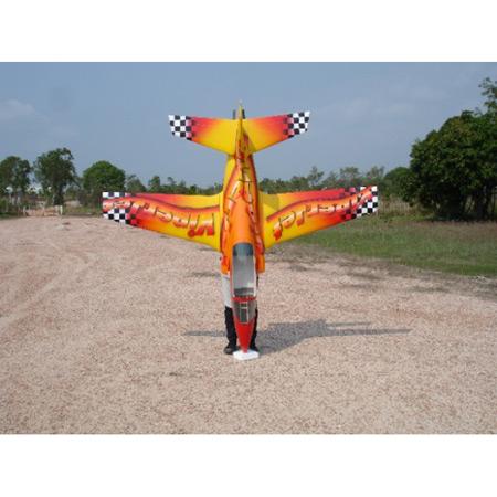 CARF ViperJet MK2 Fantasy Scheme Red/Yellow-84075