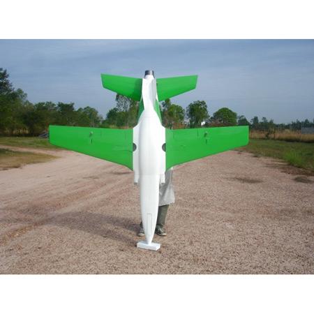 CARF ViperJet MK2 Sport Scheme Green