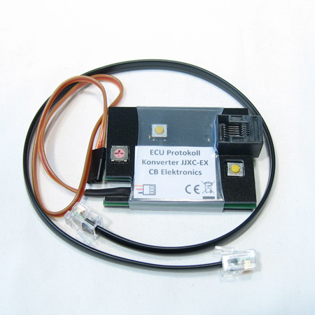 CB Elektronics JetCat - Jeti compatible protocol converter EX Support-0