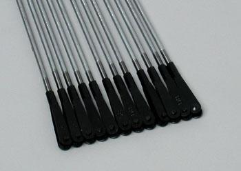"2-56 Steel Kwik-Link 12""-0"