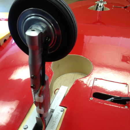 Pro-Drive Hercules Electric Retract Set PRO-82390